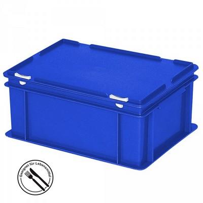 Stapelbarer Mehrwegbehälter / Versandbehälter im Euro-Format