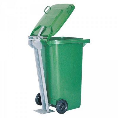 Öffnungsbegrenzer für 240 Liter Mülltonnen