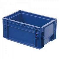 VDA R-KLT 3215 LxBxH 300 x 200 x 147,5 mm - Boden und Wände geschlossen, blau