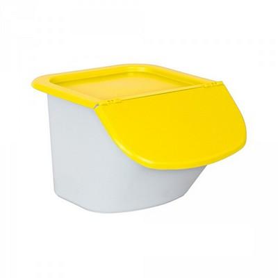 Vorratsbehälter 15 Liter, 10,5 kg Mehl oder 15 kg Zucker