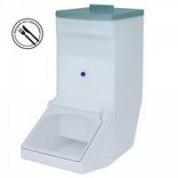Zutatenbehälter / Zutatenspender, 61 Liter, Entnahmeöffnung , einstellbarer Dosierschieber