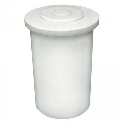 Salzlösebehälter, Inhalt 1000 Liter.