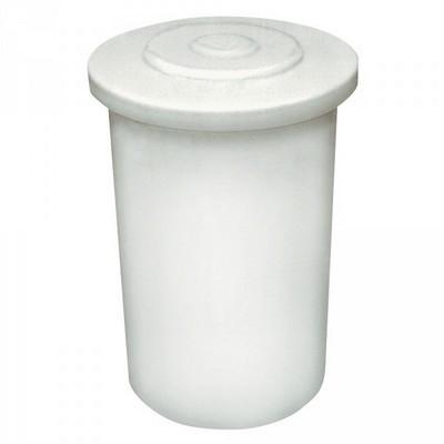 60 Liter Salzlösebehälter - mit Deckel
